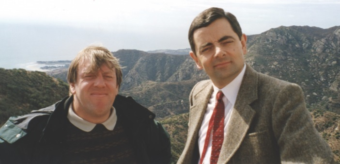 Mr Bean co-writer, Robin Driscoll, is coming to Bridport