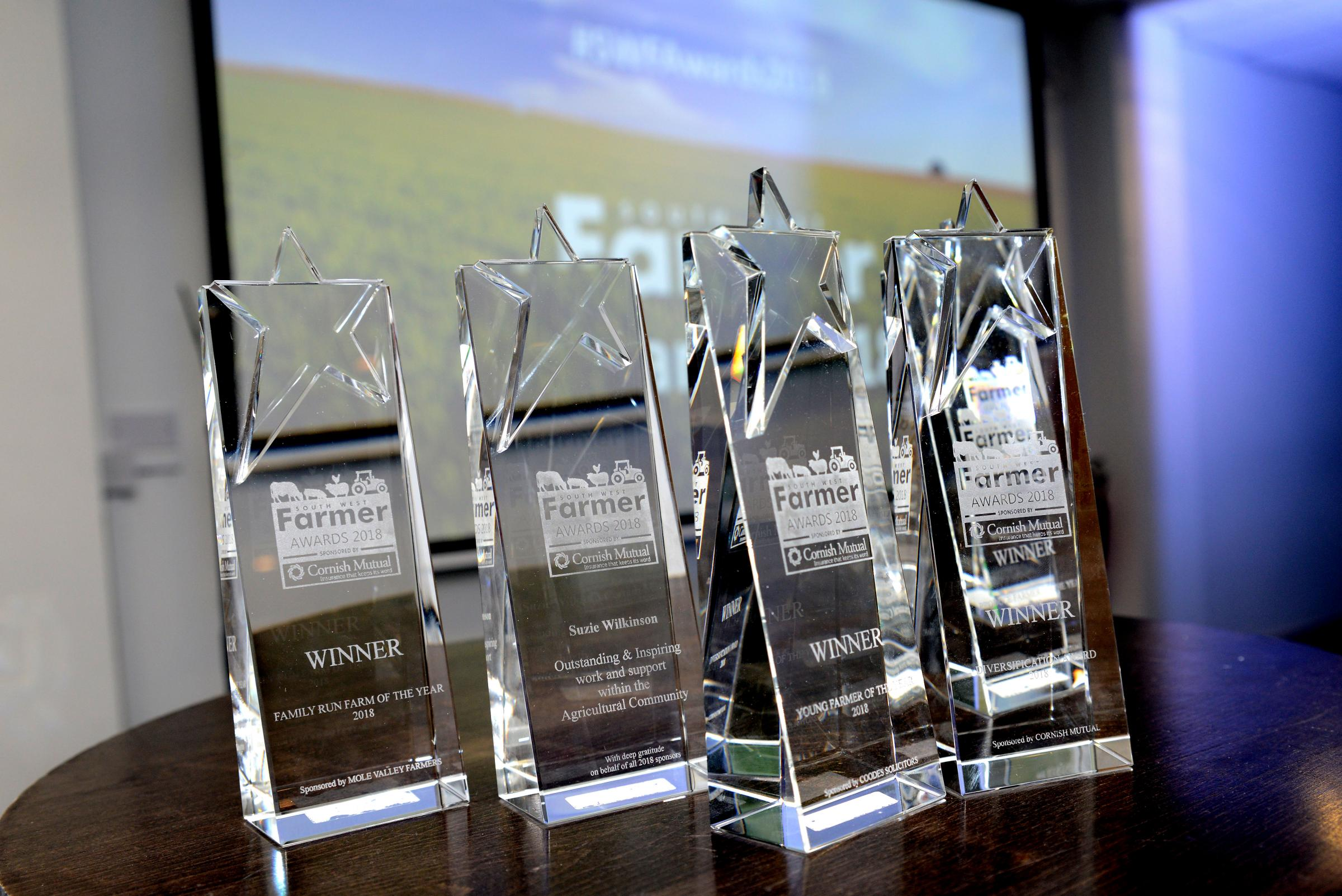 Here's your chance to put forward nominees for farming awards