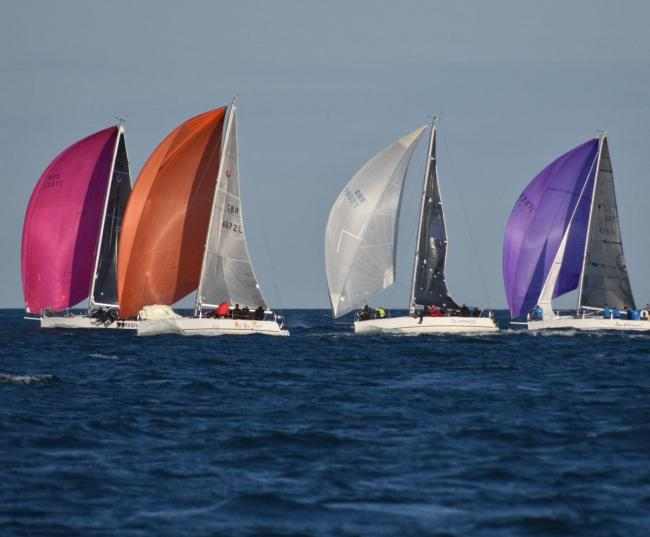 *Weymouth Sailing Club has 30 new members                          Picture: WSC