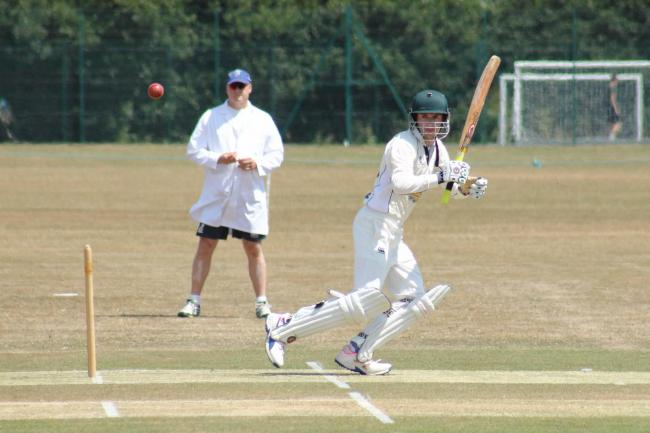 Neil Walton hit 36 not out and took 2-22 Picture: STEVE HUNTER