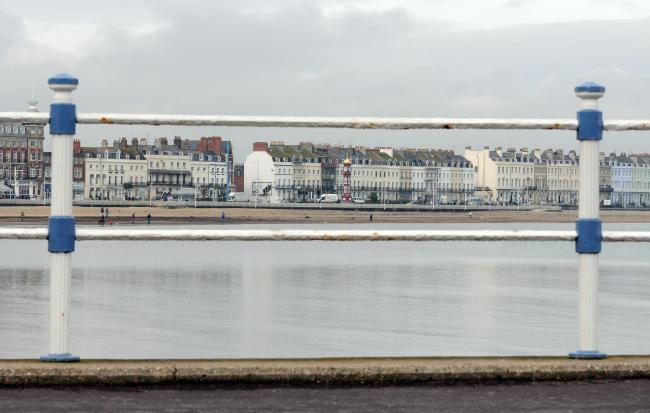 Weymouth seafront and hotels, 080313, PICTURE: FINNBARR WEBSTER F13889