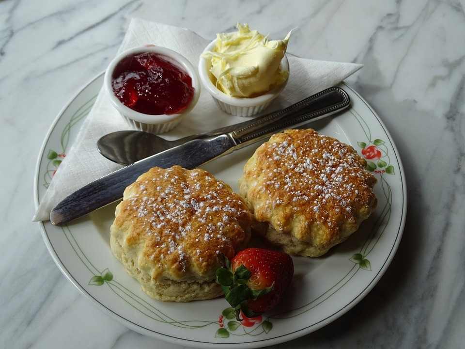 Where can you find the best traditional Dorset cream tea?