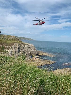 Photo: Swanage Coastguard, via Facebook