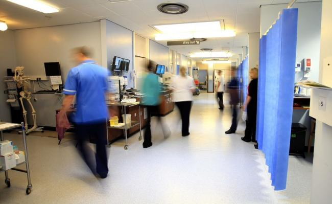 NHS workers are reluctant to work overtime due to tax bills      Picture: Press Association