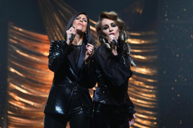 09/05/2019 PA file photo of Shakespears Sister. See PA Feature SHOWBIZ Music Shakespears Sister. Picture credit should read: Isabel Infantes/PA. WARNING: This picture must only be used to accompany PA Feature SHOWBIZ Music Shakespears Sister.