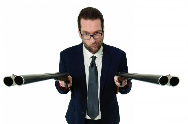 Gary Delaney Picture: Andy Hollingworth