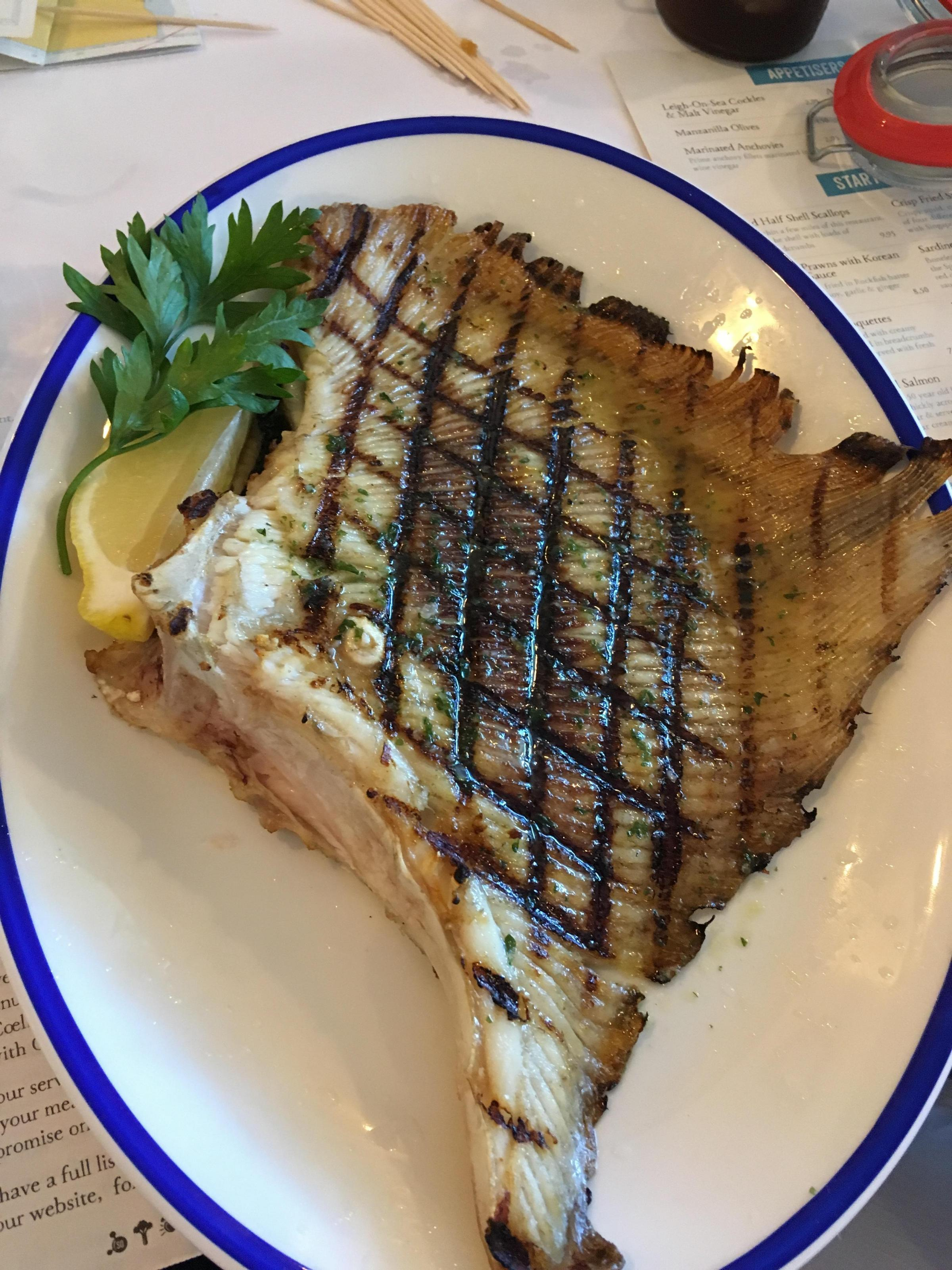 REVIEW: As Rockfish Weymouth opens its doors - what's the food like?