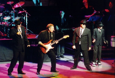 Join tribute to Blues Brothers for a high-octane musical experience