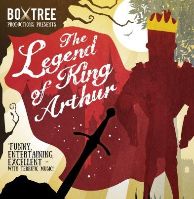 The Legend of King Arthur by Boxtree Productions