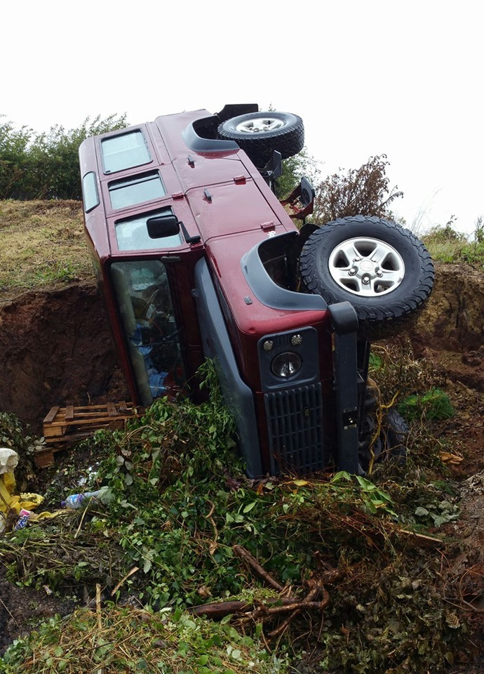 'Stolen' Land Rover crash investigated by Dorset Police