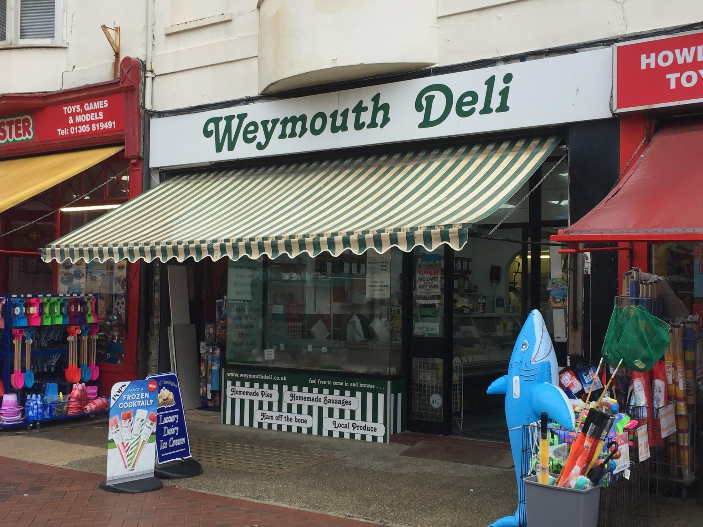 Weymouth Deli due to close soon after 45 years in business