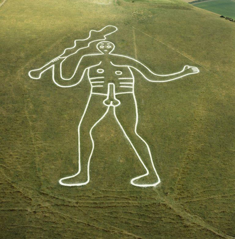 Cerne Abbas Giant to be rechalked for special anniversary