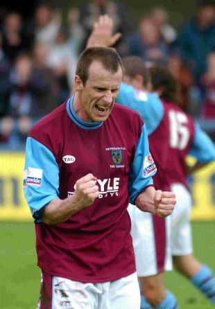 WESSEX RETURN: Steve Claridge