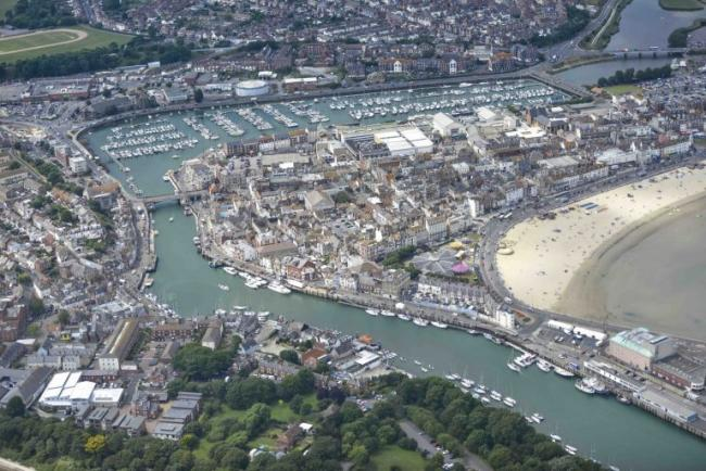 The 450th anniversary of the combination of Weymouth and Melcombe Regis will be celebrated this year