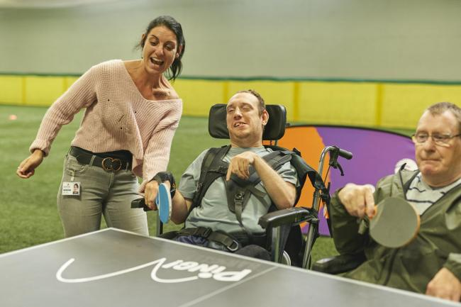 National charity Sense has been awarded £1.3 million by Sports England, which will help get thousands of people with complex disabilities active. The funding follows research showing that one in two disabled people get less than thirty minutes exerc
