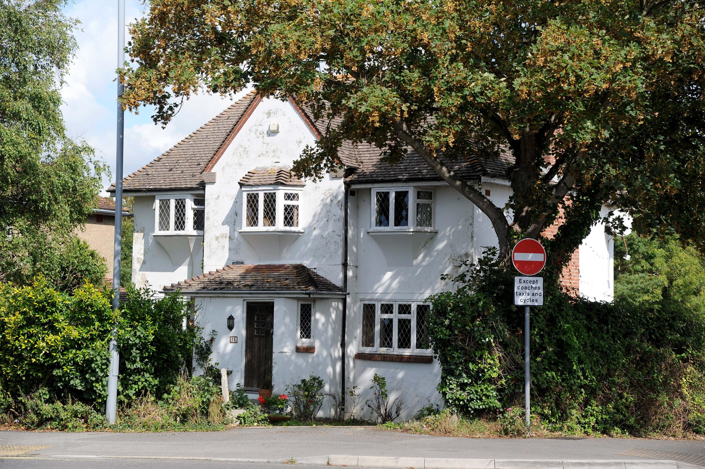Plans for three homes in grounds of Weymouth house