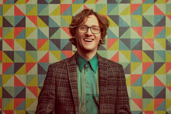 Ed Byrne Photo by Idil Sukan