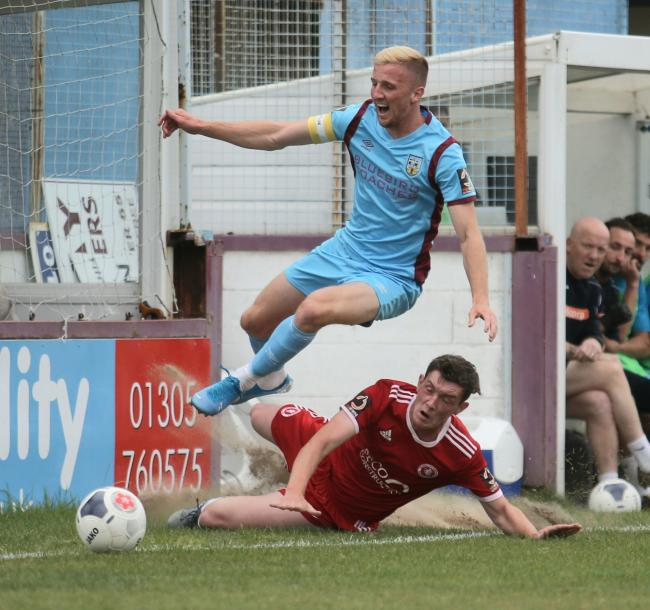 Jake McCarthy, above, has praised the Terras' solid start 	            Picture: MARK PROBIN