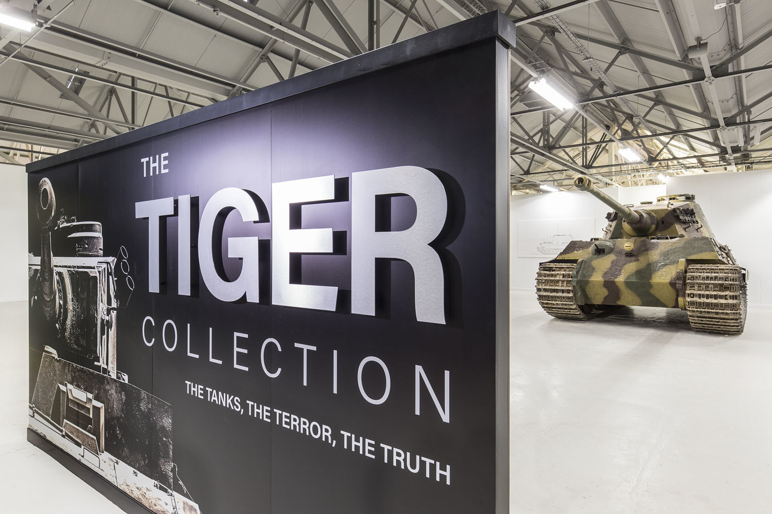 Time is running out to see this display at the Tank Museum