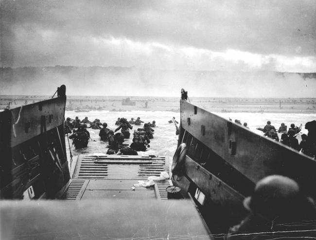 Letter: Honour the heroes of D-Day