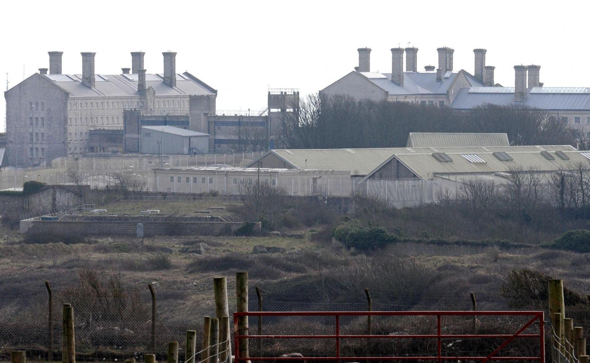 HMP Portland on ITV's Inside Prison: Britain Behind Bars