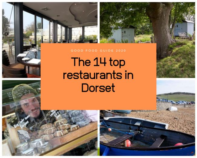 The 14 Dorset restaurants featured in new Good Food Guide