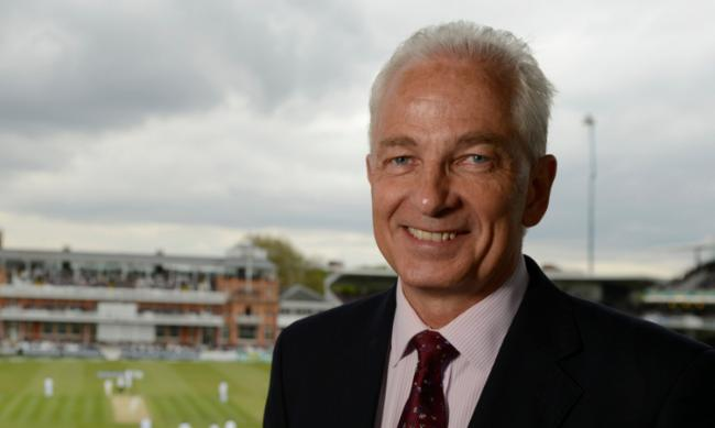 David Gower Picture: Philip Brown
