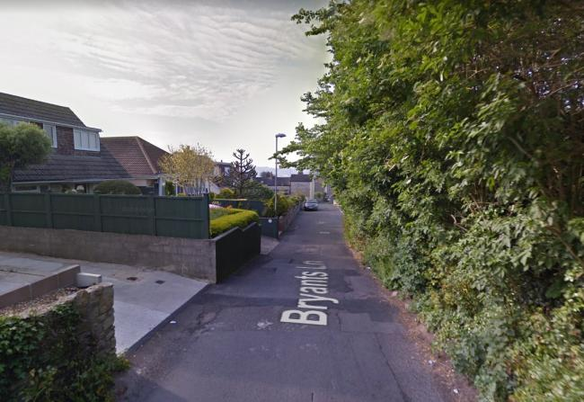 Bryant's Lane in Weymouth. Picture: Google Maps