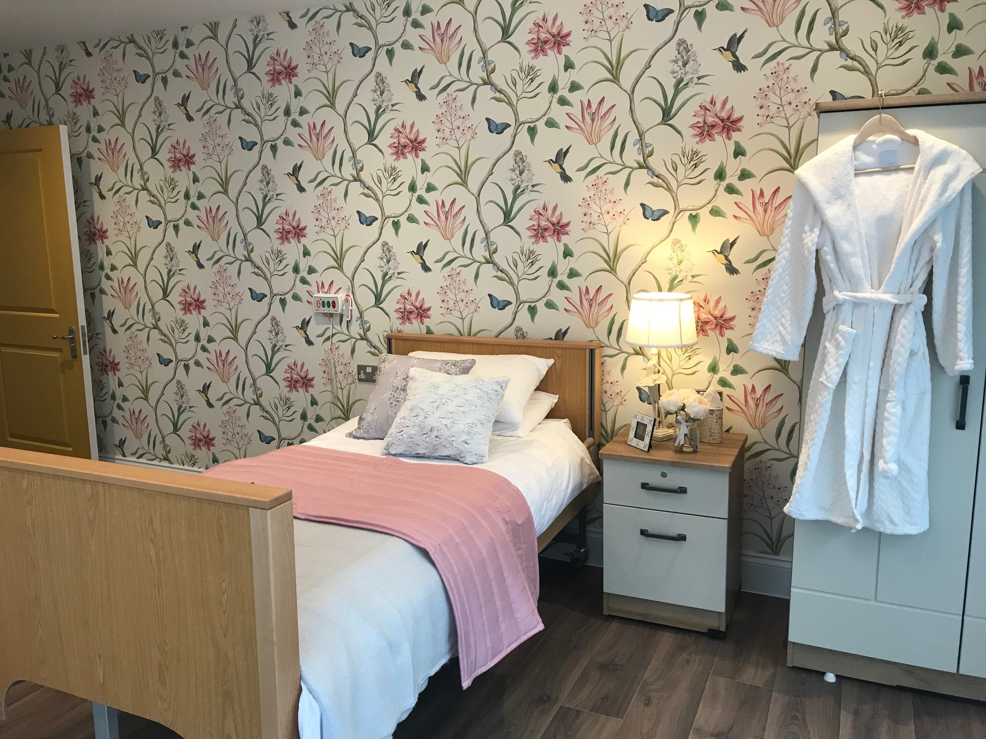 Oakdale care home in Poole to unveil show suite to public