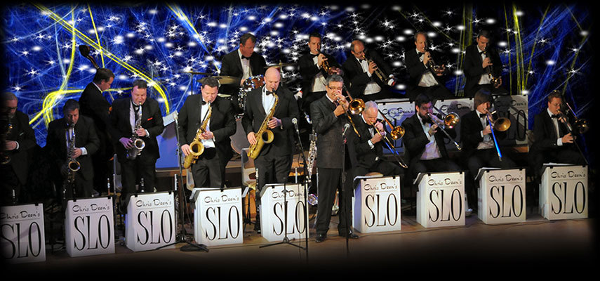 Hear hits from big band genre with top orchestra