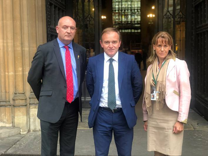 """""""He is a dedicated and experienced minister"""": Dorset MPs welcome appointment of new Defra Secretary"""