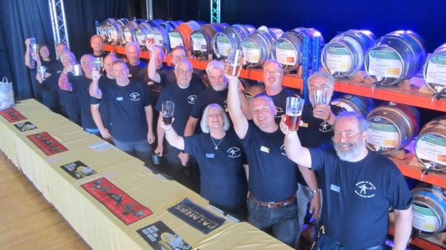 Octoberfest at Weymouth Pavilion  Picture: West Dorset CAMRA