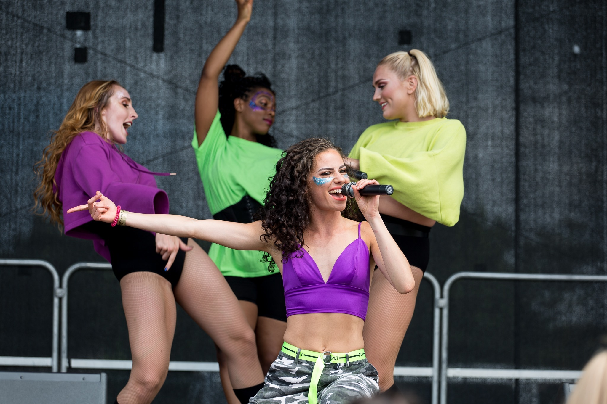 High-energy show a tribute to top girl band