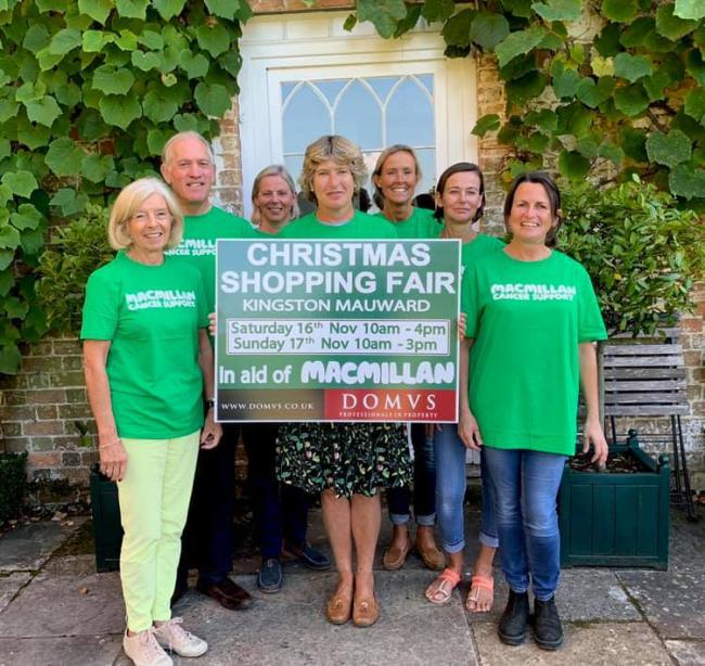 Macmillan Christmas Shopping Fair Committee