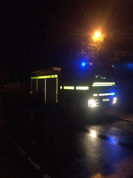 Firefighters were called to a false alarm in Fordington, Dorchester. Picture: Weymouth Fire Station
