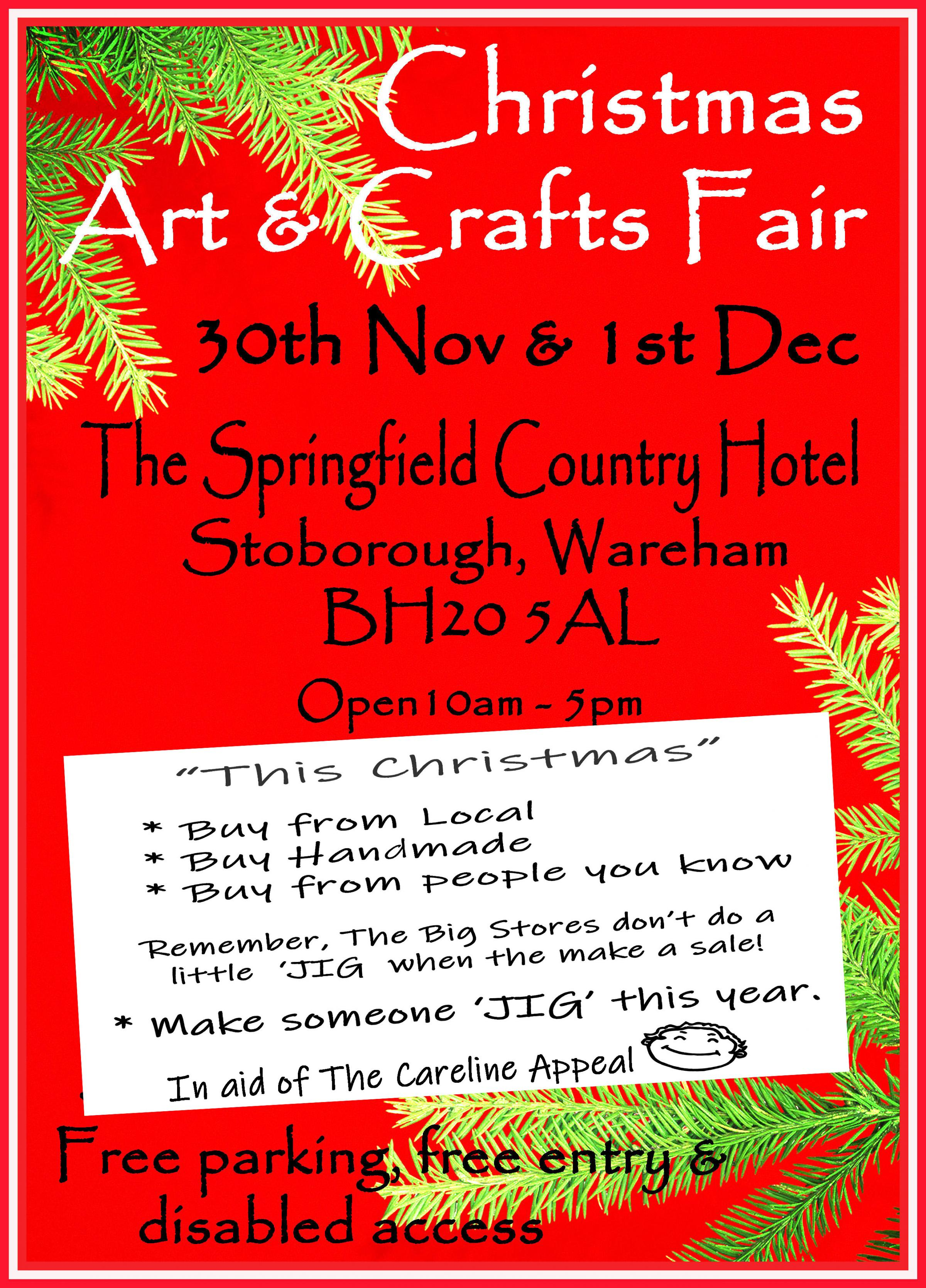 Christmas Art & Crafts Fair