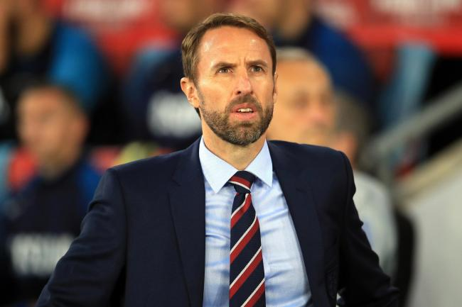 Gareth Southgate is happy with England's attacking options