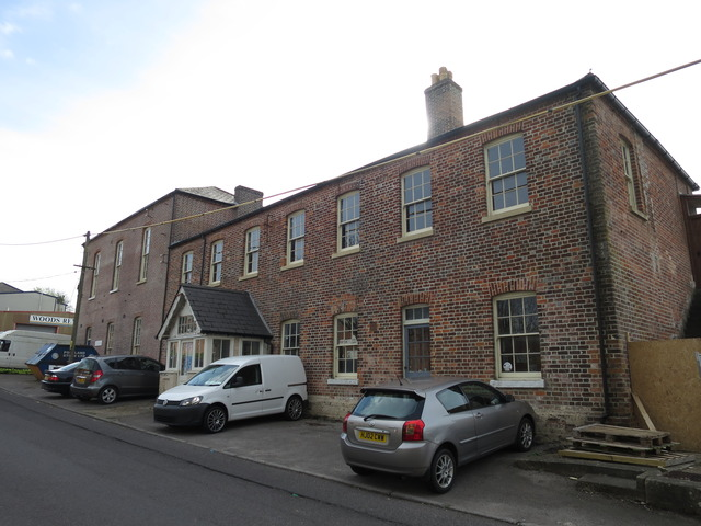New plan to convert former military hospital