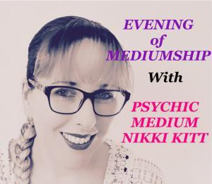 Psychic medium to offer 'confirmation and comfort'