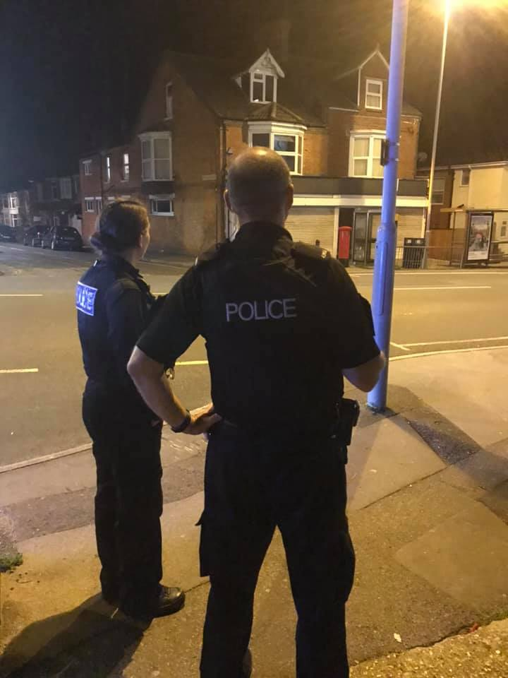 Police carry out searches in Wyke Regis in crackdown on drugs