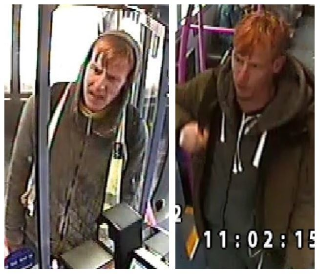 CCTV appeal after bus driver shouted and spat at twice within three days by the 'same' man - Dorset Echo