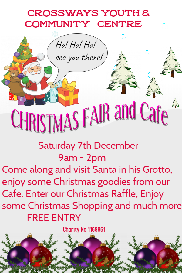 Christmas Fair & Cafe