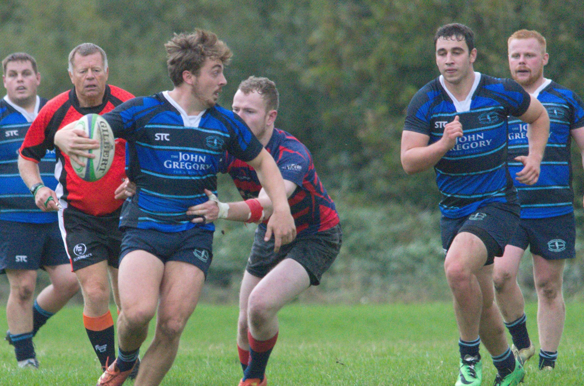 Rugby: Weymouth and Dorchester to do battle in Ridgeway Rumble - Dorset Echo
