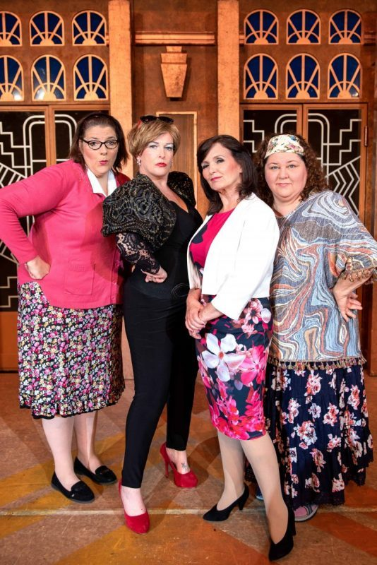 The stars of Menopause the Musical return for a brand new show at Weymouth Pavilion