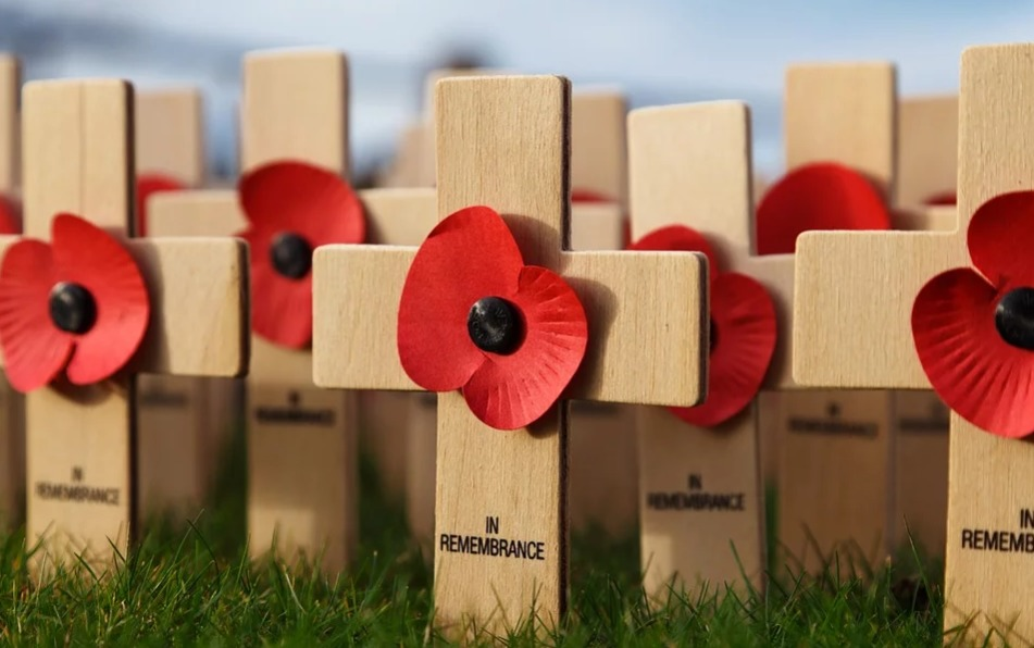 Letter: Tremendous support for Remembrance Sunday this year