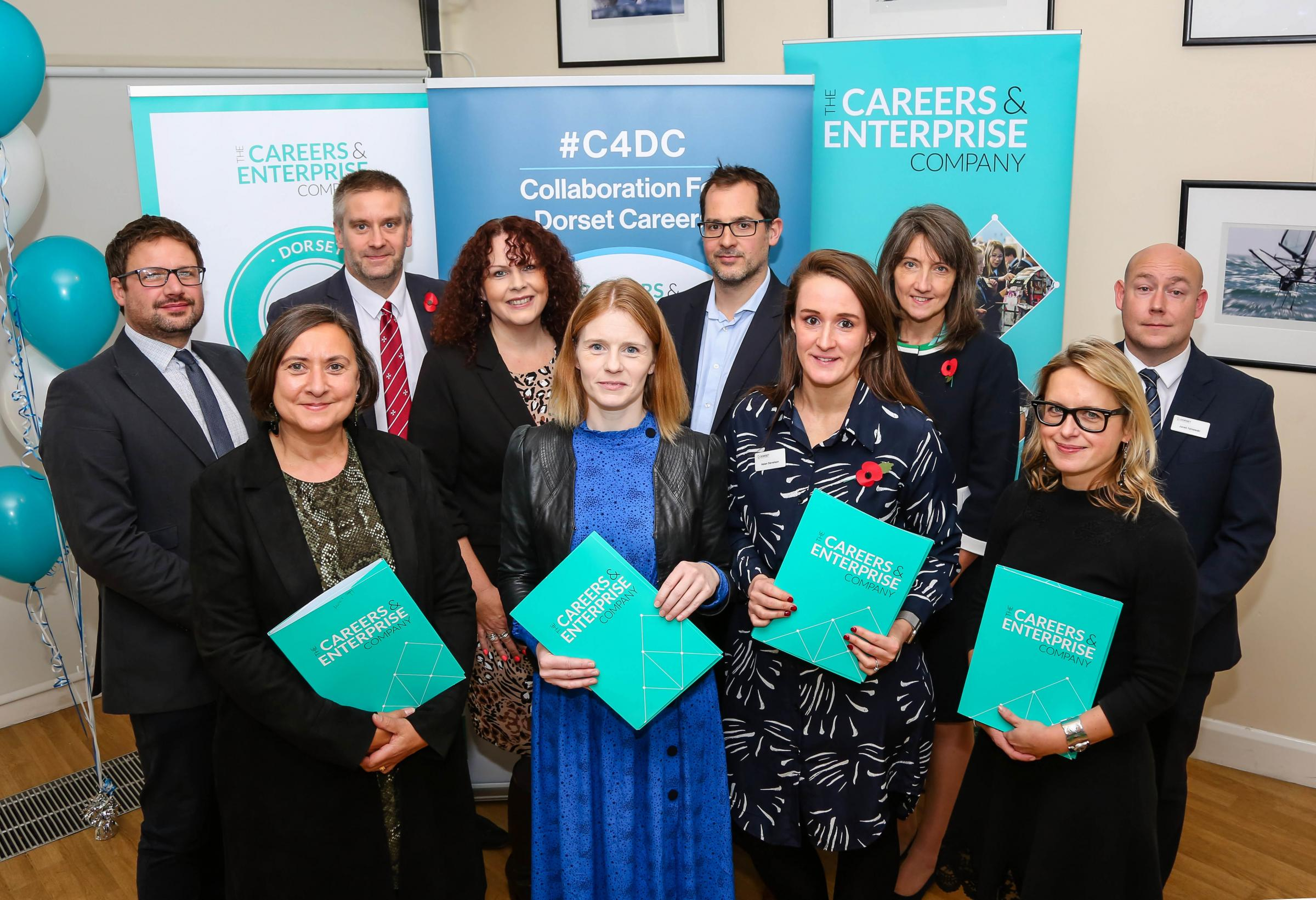 Dorset Careers Hub launched in Weymouth and Portland - Dorset Echo