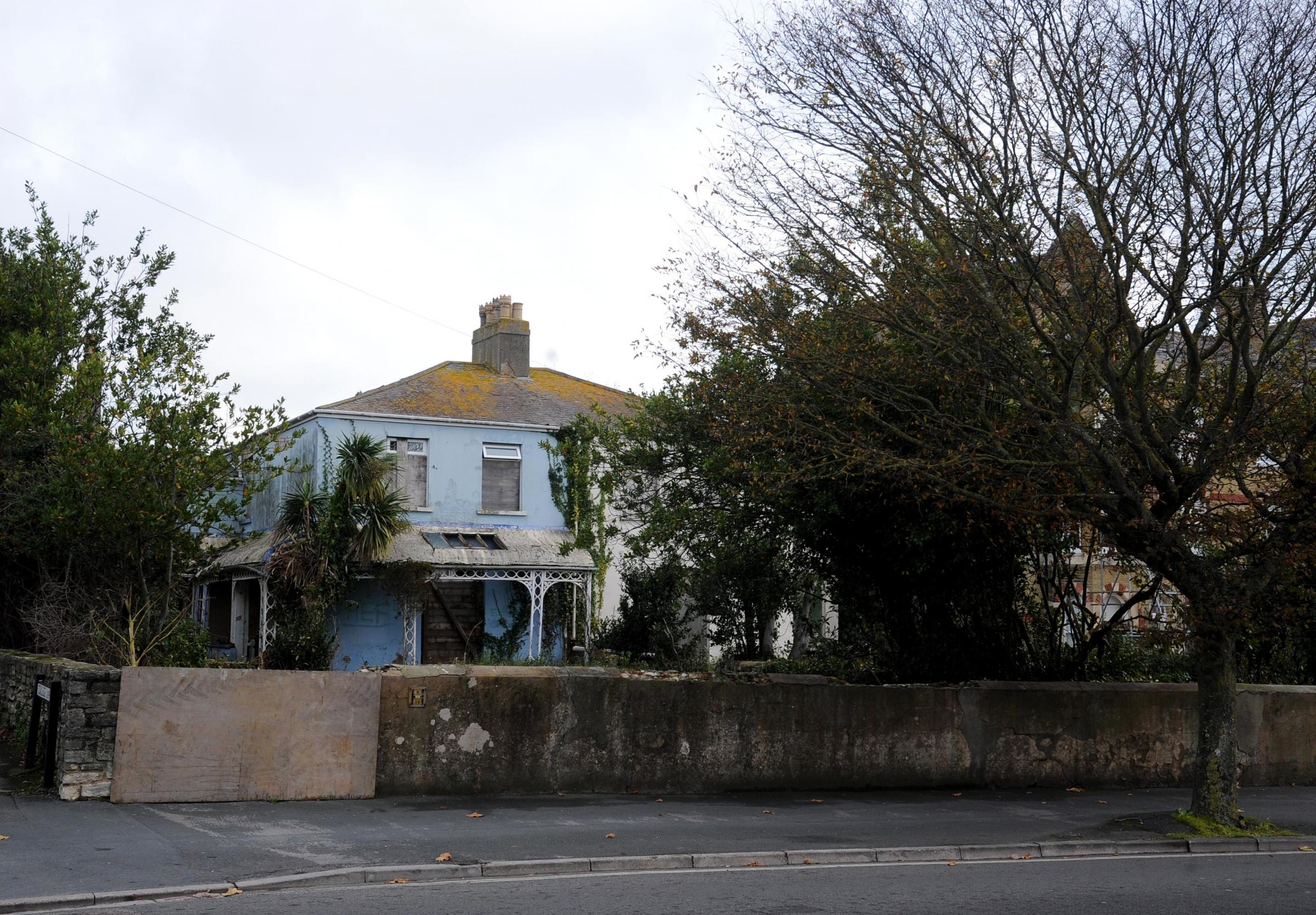 Dilapidated buildings to be demolished to make way for three blocks of flats - Dorset Echo