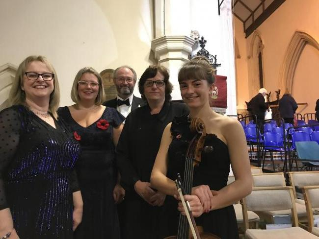 REVIEW: Weymouth Choral Society's Music of Vienna an 'uplifting evening'