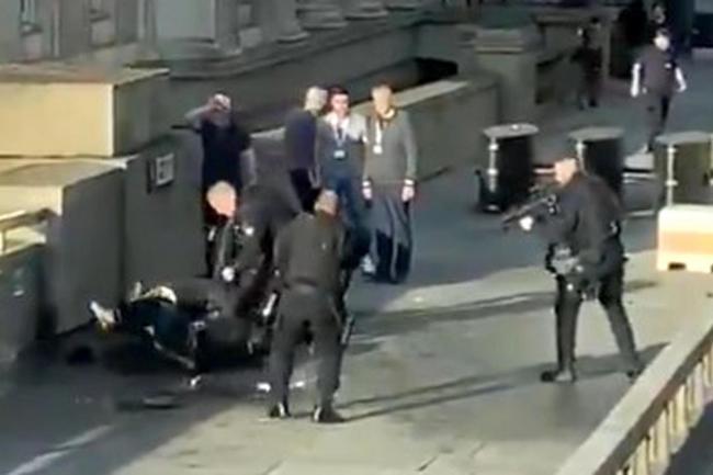 London Bridge knife rampage declared a terror attack
