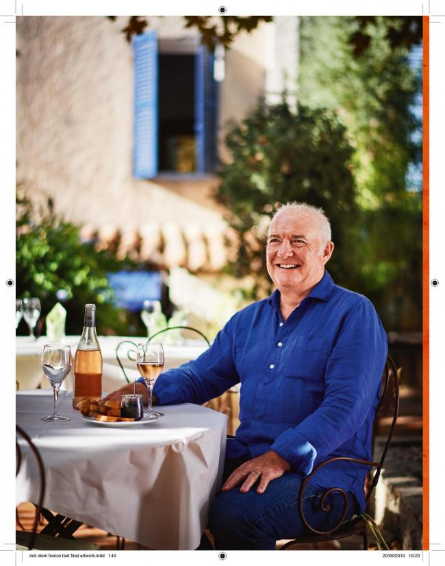 Rick Stein. Picture PA Photo/James Murphy.